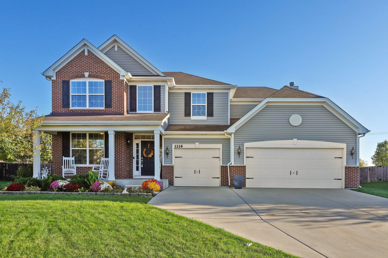 1114 Trillium Lane, Shorewood, IL 60404 - #: 11245425