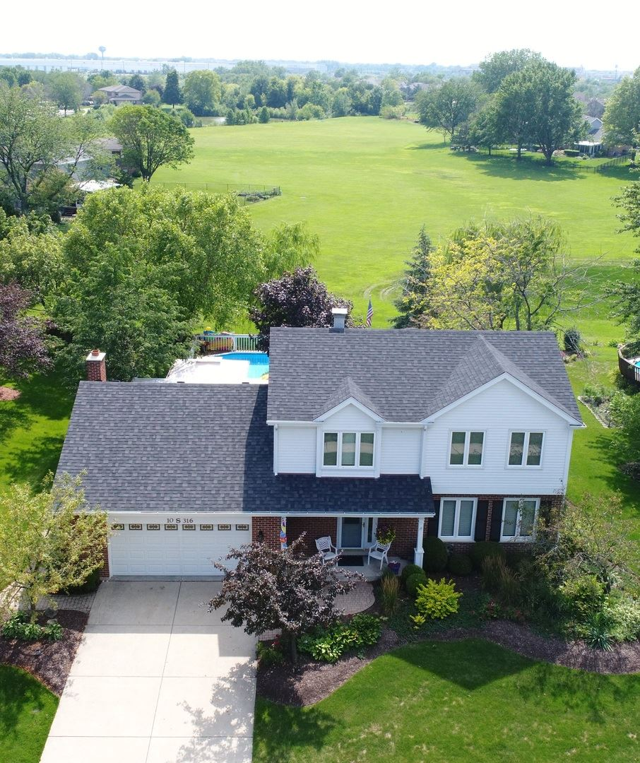 10S316 Havens Drive, Downers Grove, IL 60516 - #: 10732426