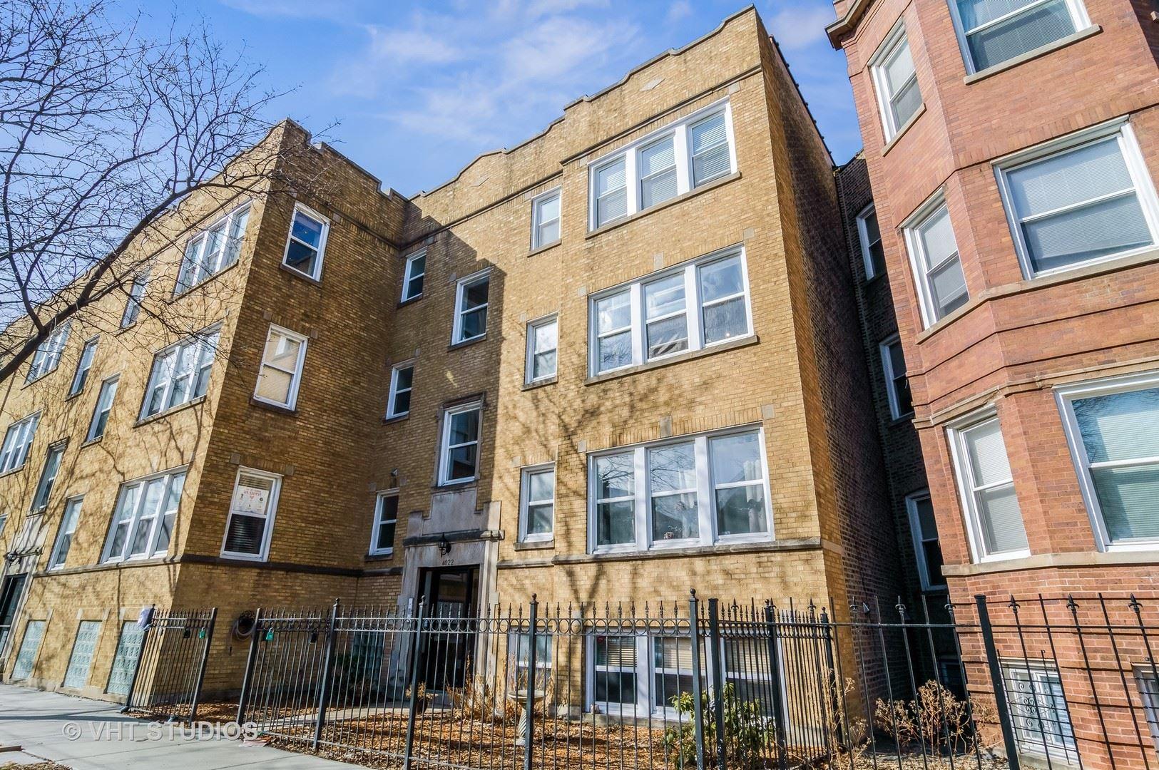 4022 N Monticello Avenue #1S, Chicago, IL 60618 - #: 10996427