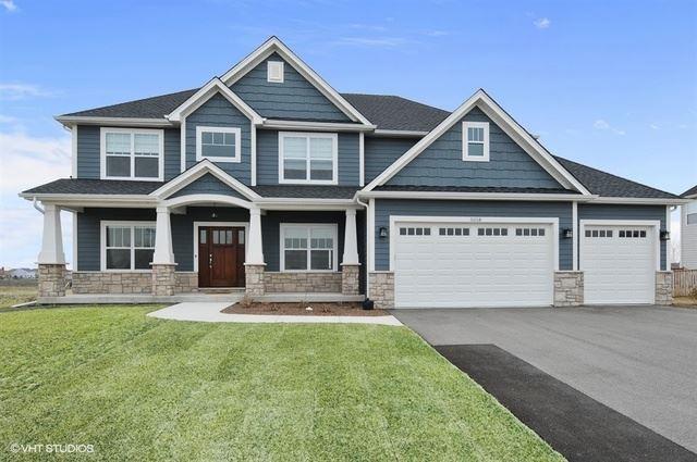 313 White Pines Lane, Oswego, IL 60543 - #: 11014427