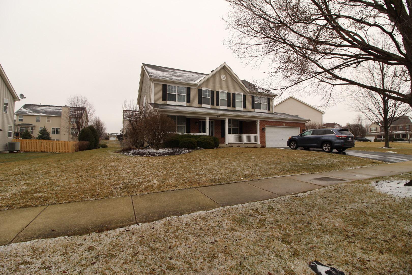 Photo of 13016 Grande Poplar Circle, Plainfield, IL 60585 (MLS # 11022427)