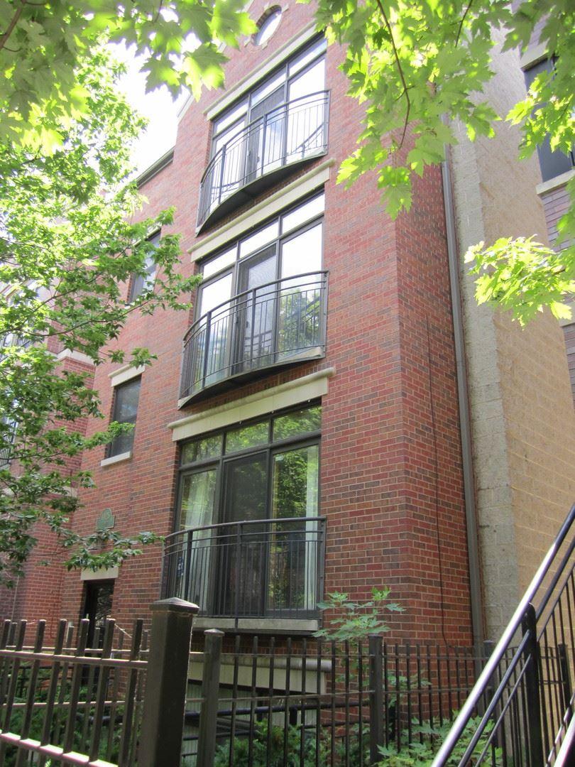 1425 W Fillmore Street #3, Chicago, IL 60607 - #: 10760428