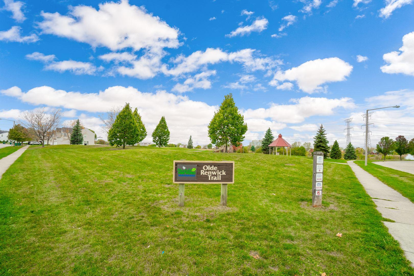Photo of 3711 Old Renwick Trail, Joliet, IL 60435 (MLS # 10911428)