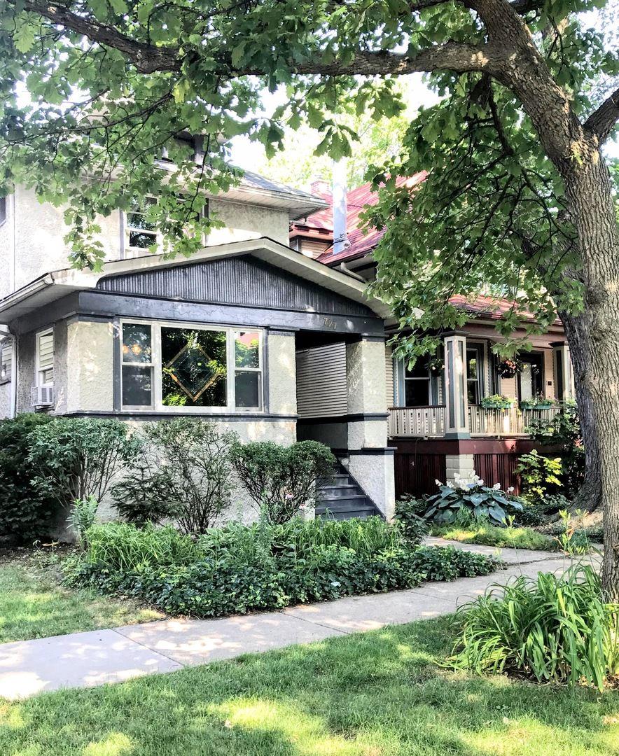 727 S Taylor Avenue, Oak Park, IL 60304 - #: 10751429
