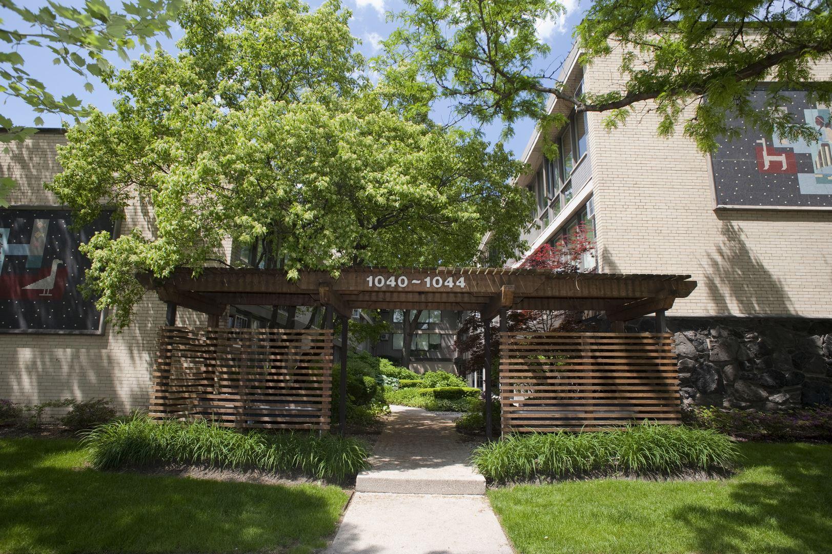 1040 Ontario Street #3I, Oak Park, IL 60302 - #: 10808431