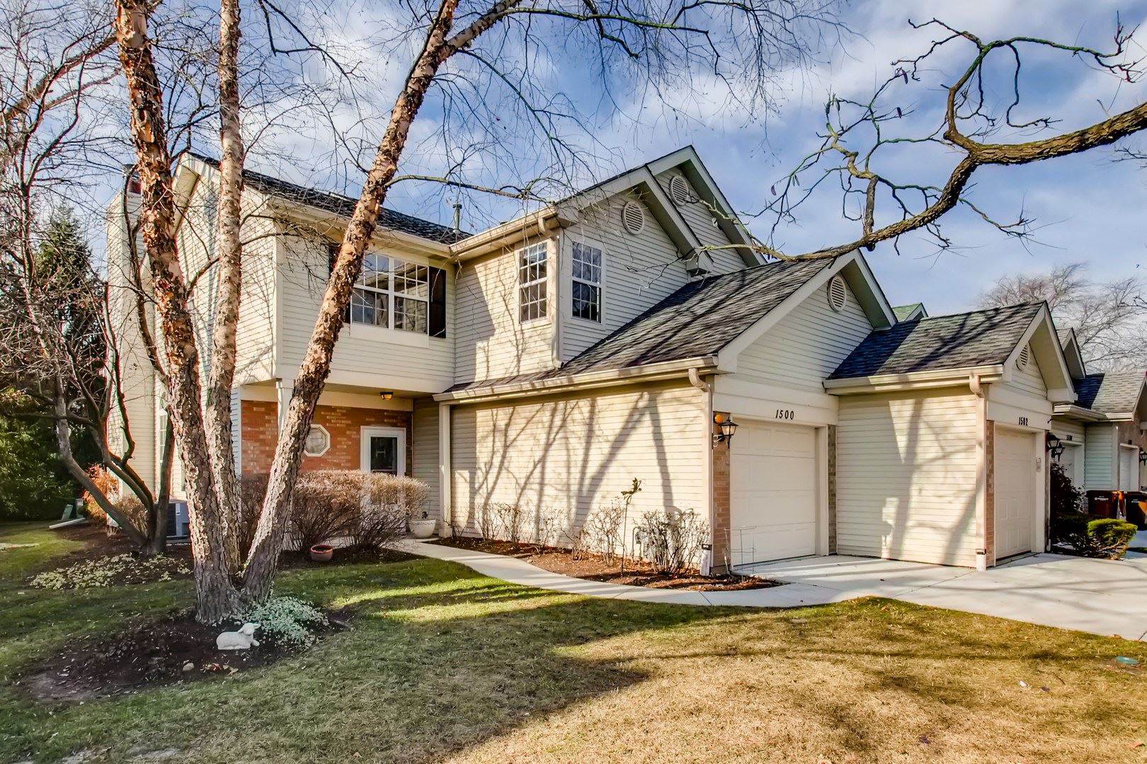 1500 Golfview Drive, Glendale Heights, IL 60139 - #: 10947431