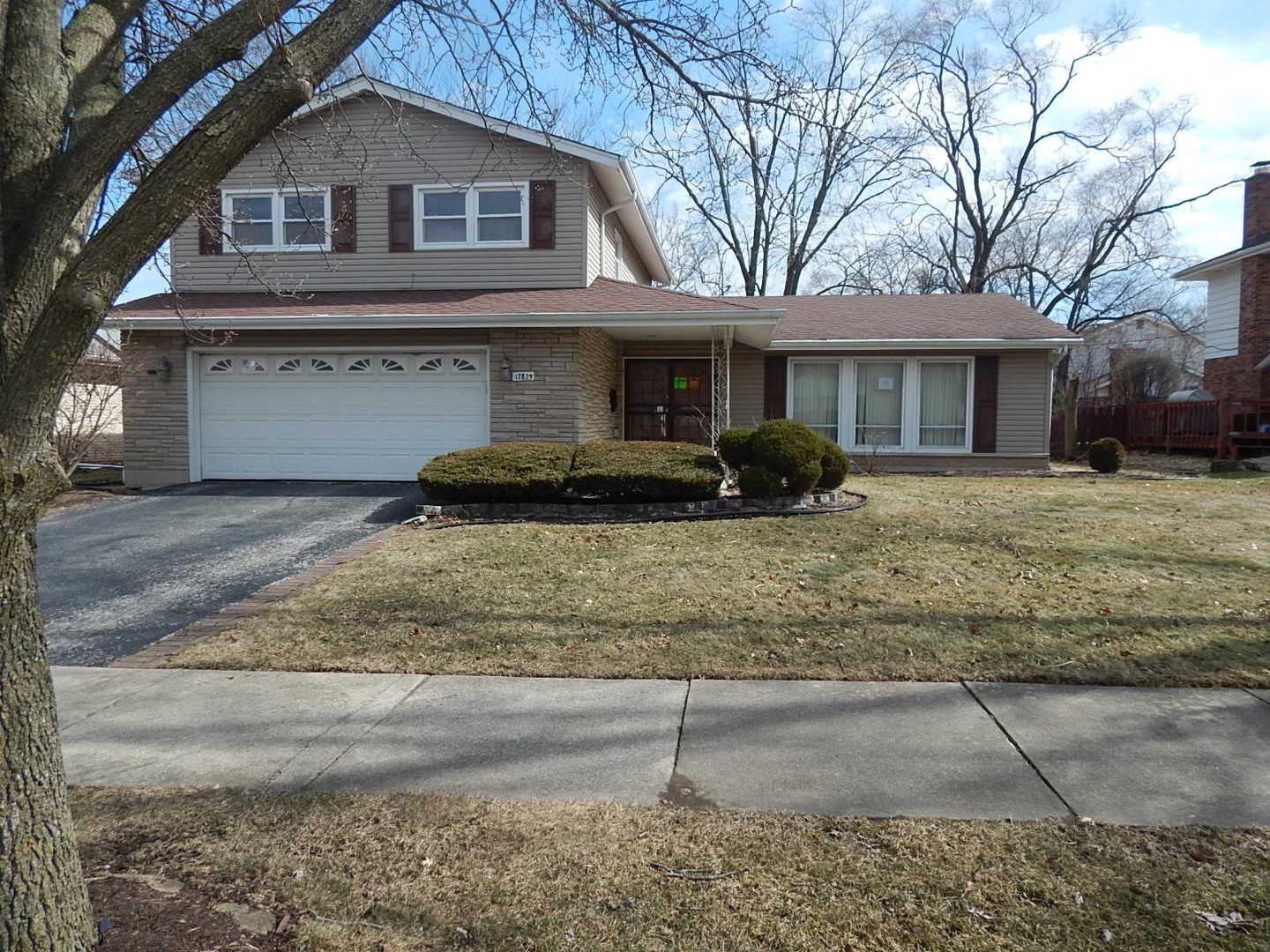 17825 Larkspur Lane, Homewood, IL 60430 - #: 10678432