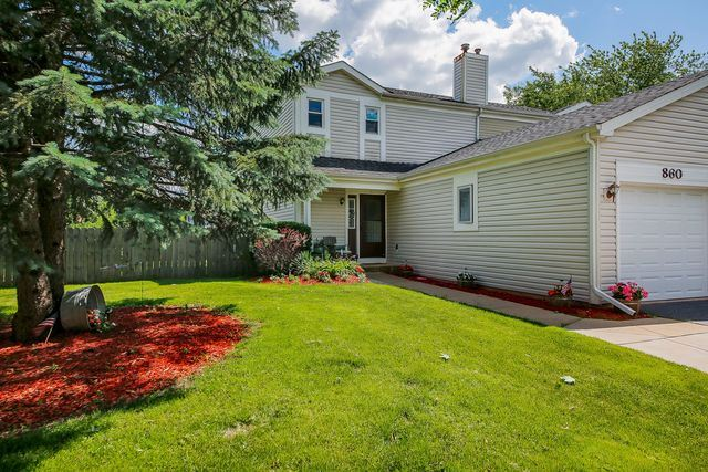 860 Forest Lane, Carol Stream, IL 60188 - #: 10462433