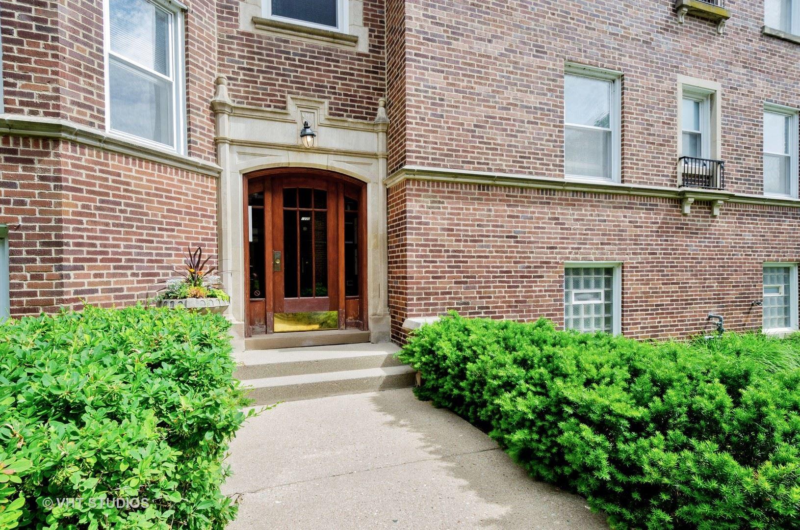 1230 Elmwood Avenue #1E, Evanston, IL 60202 - #: 10737434