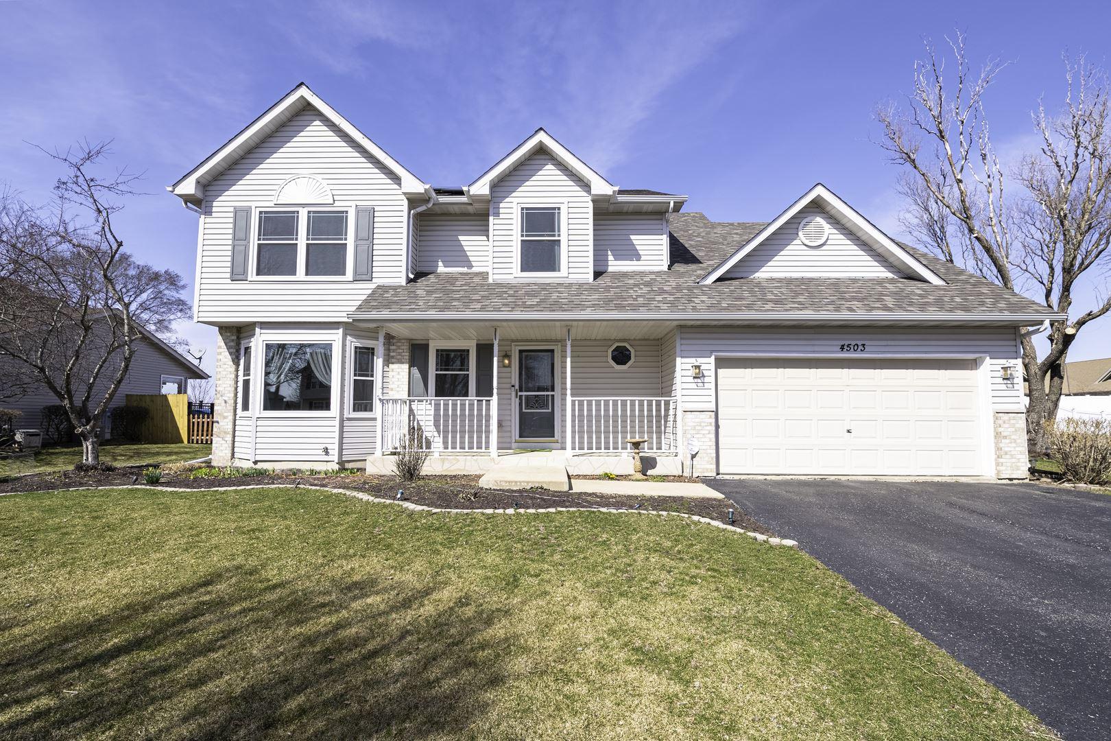 Photo of 4503 Northmont Drive, Plainfield, IL 60586 (MLS # 11001435)