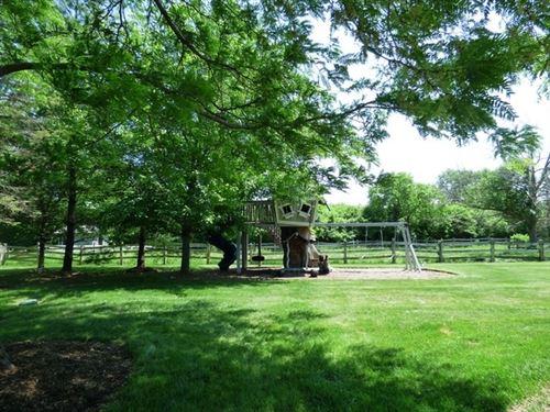 Tiny photo for 52 Otis Road, Barrington Hills, IL 60010 (MLS # 10946437)