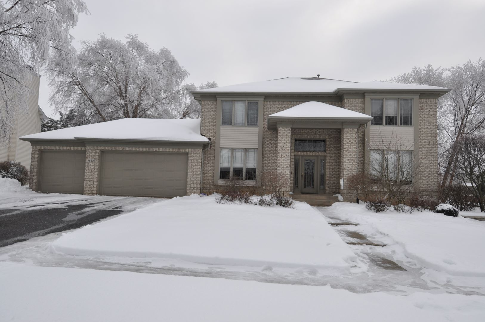 1663 Oakforest Drive, Rockford, IL 61107 - #: 10966438