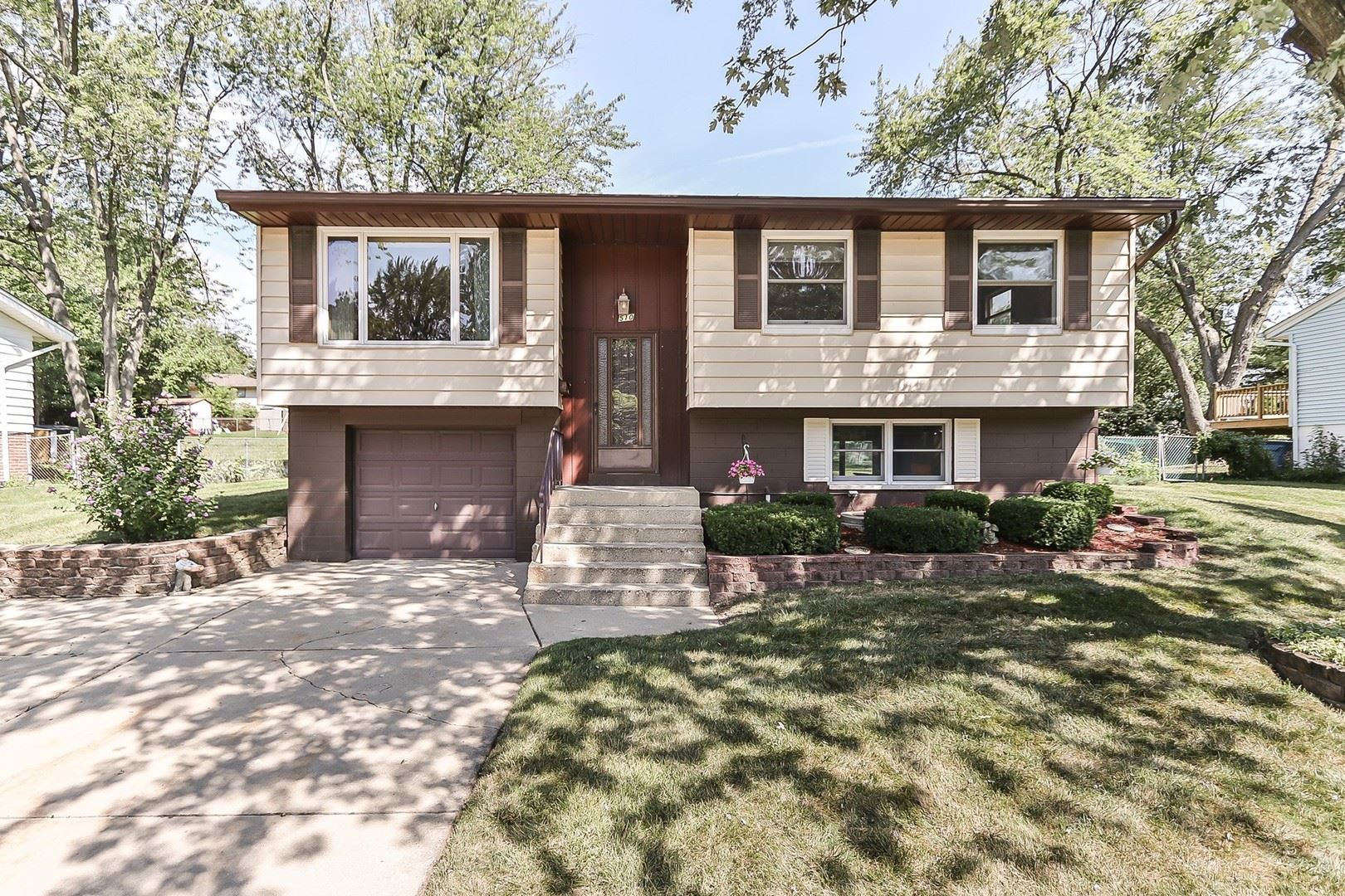 510 Plymouth Lane, Schaumburg, IL 60193 - #: 10809439