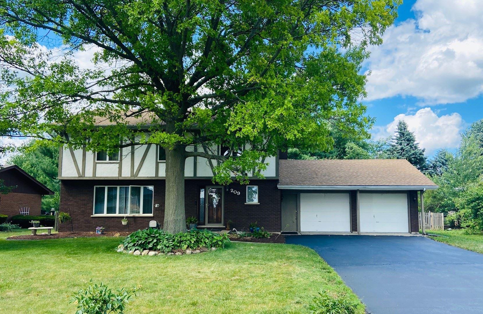 209 Georgeanna Street, Yorkville, IL 60560 - #: 10759441