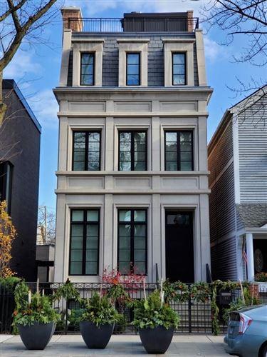 Photo of 1847 N Howe Street, Chicago, IL 60614 (MLS # 10945442)