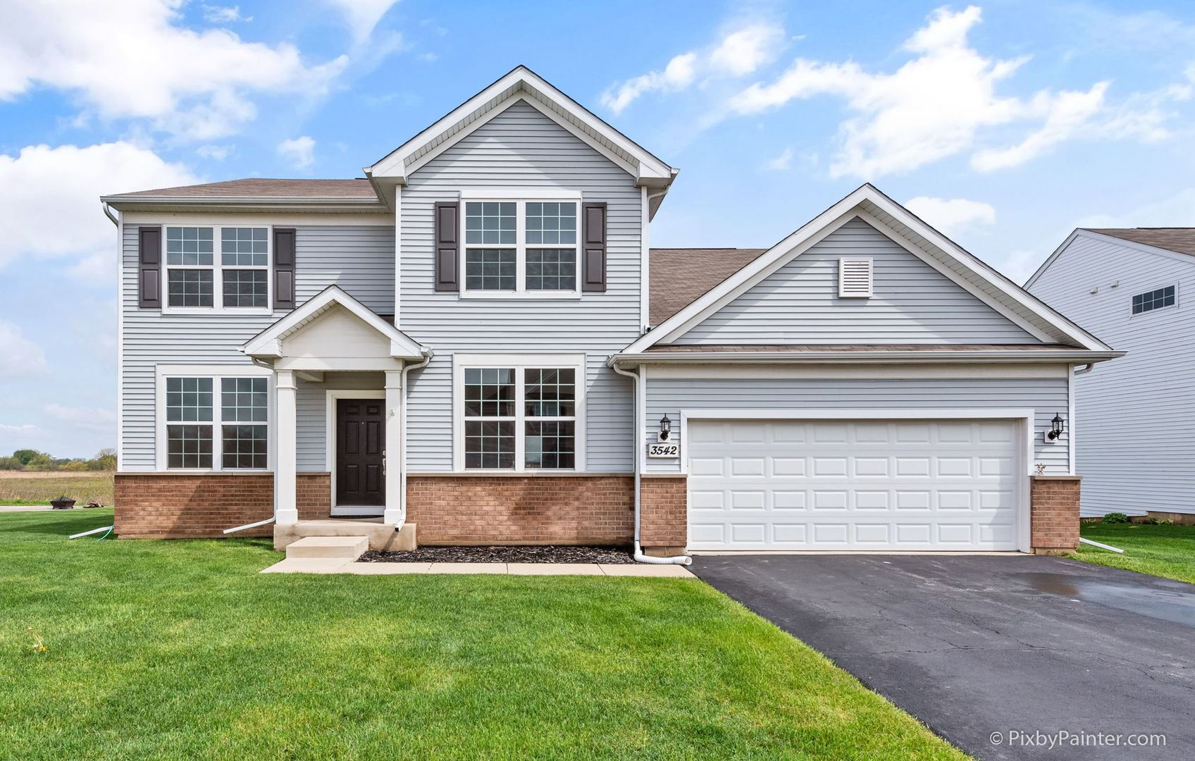 3542 Crestwood Lane, Carpentersville, IL 60110 - #: 10768442