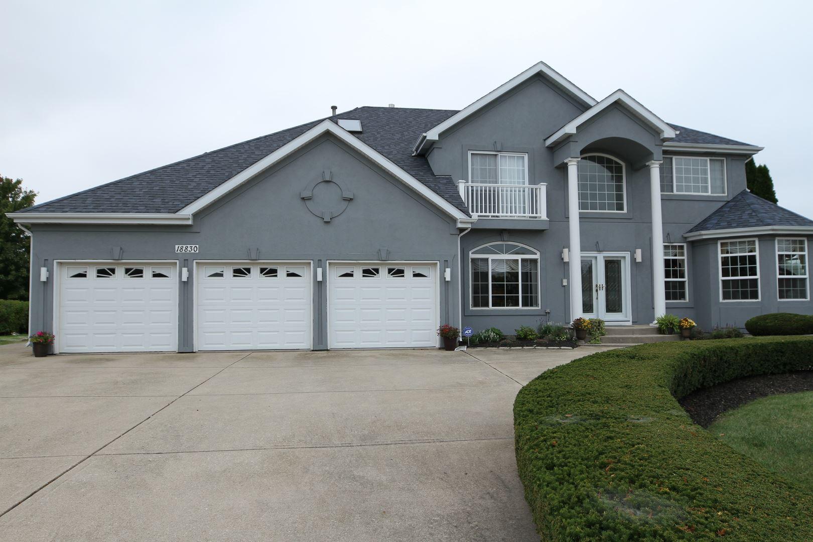 Photo of 18830 S Chestnut Drive, Shorewood, IL 60404 (MLS # 10880442)