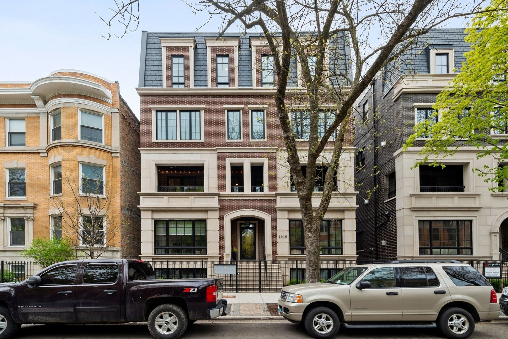 2016 N Howe Street #2S, Chicago, IL 60614 - #: 11061442