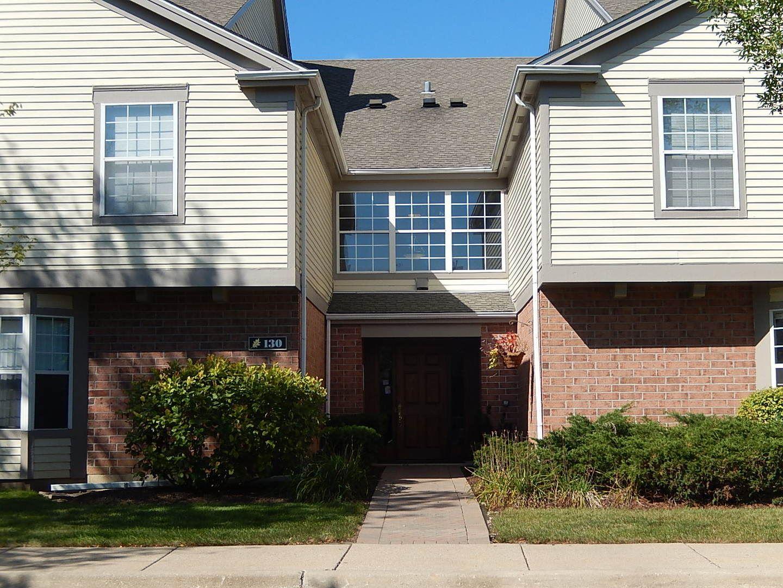 100 White Oak Court #4, Schaumburg, IL 60195 - #: 10952443