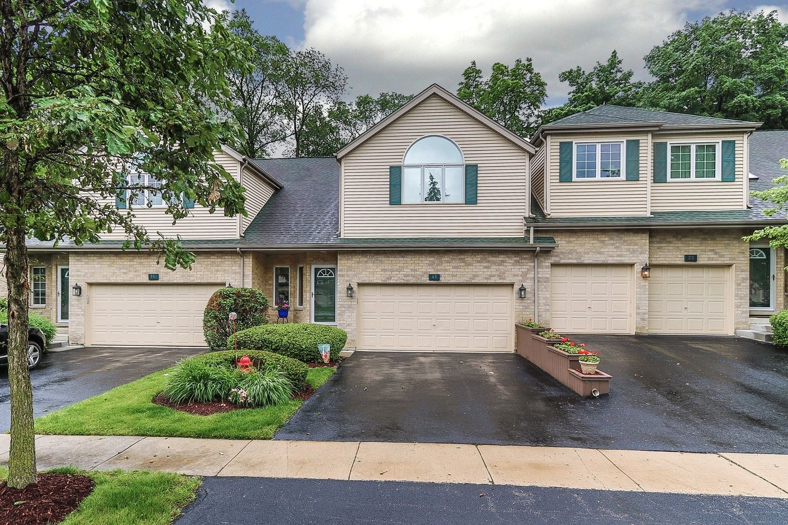 45 Charlemagne Circle, Roselle, IL 60172 - #: 11081443
