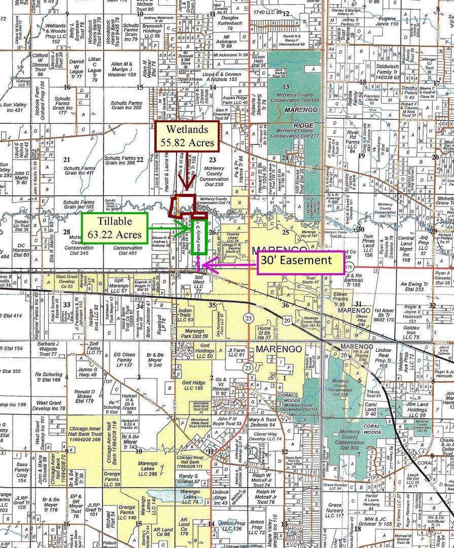 Lot 2 Railroad Street, Marengo, IL 60152 - #: 10691444