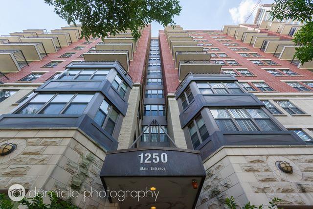 1250 S INDIANA Avenue #408 UNIT 408, Chicago, IL 60605 - #: 10764444