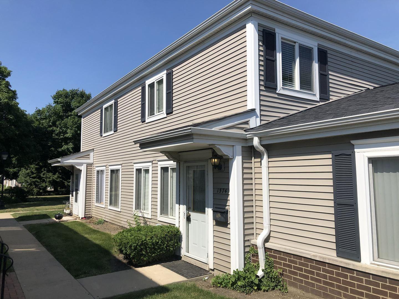 1574 Quaker Lane #172B, Prospect Heights, IL 60070 - #: 11191444