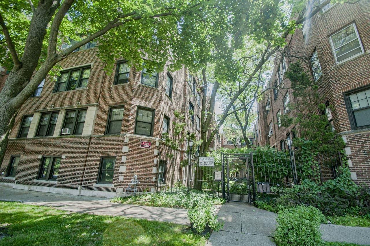 5457 S Ingleside Avenue #3E, Chicago, IL 60615 - #: 11228444