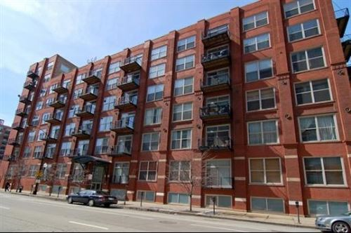 Photo of 420 South CLINTON Street #508A, Chicago, IL 60607 (MLS # 10640445)