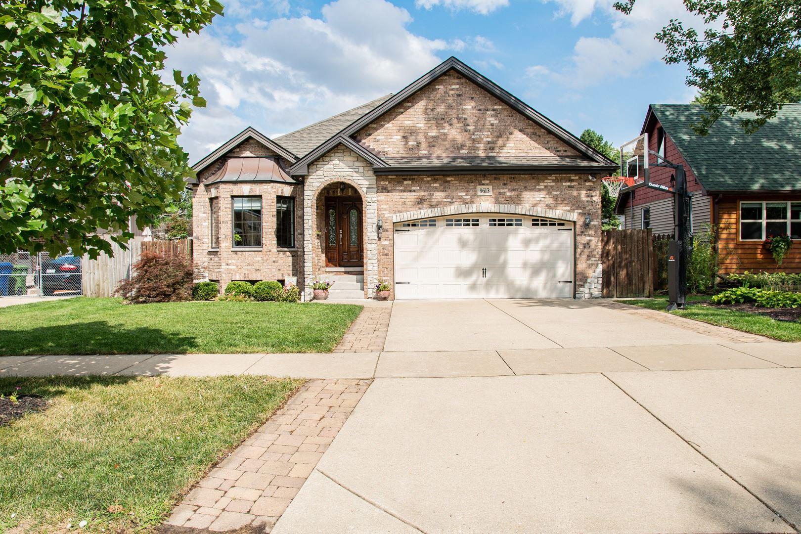 9613 Oak Park Avenue, Oak Lawn, IL 60453 - #: 10806445