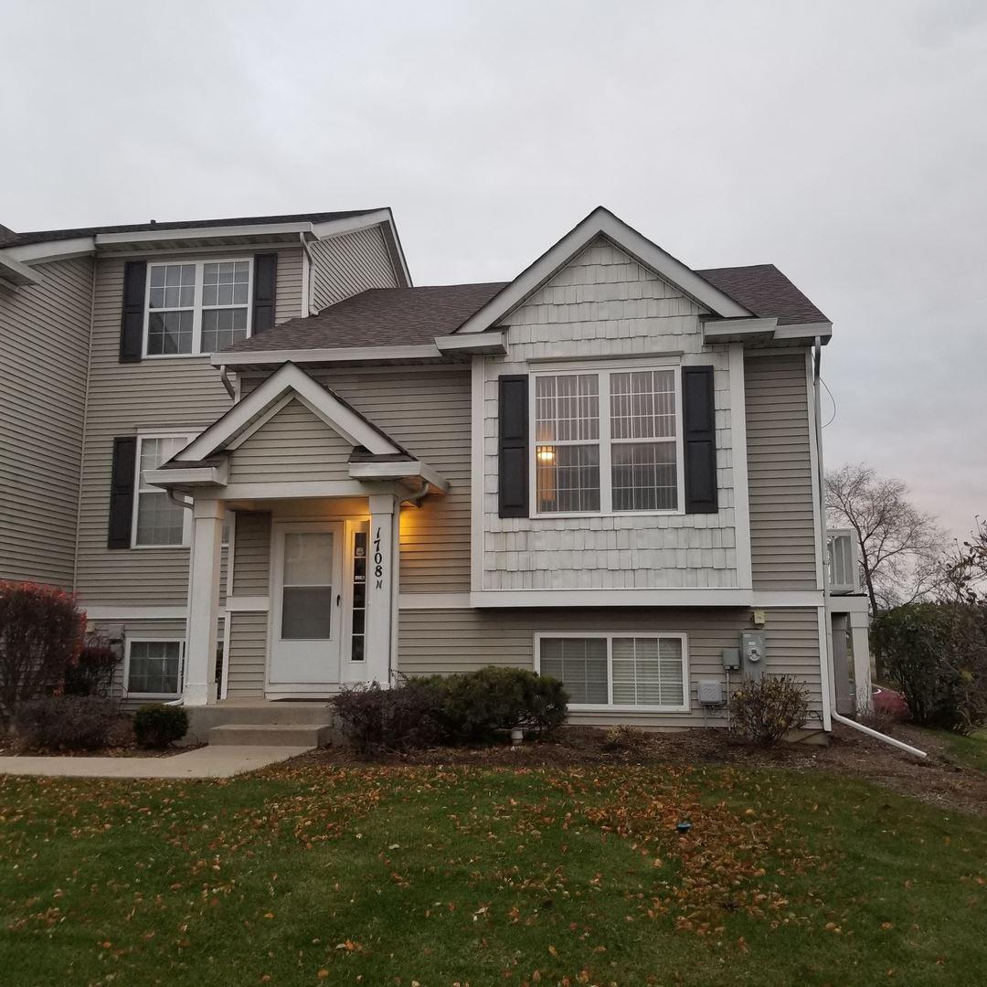 Photo of 1708 Fieldstone Drive N #1708, Shorewood, IL 60404 (MLS # 10965445)