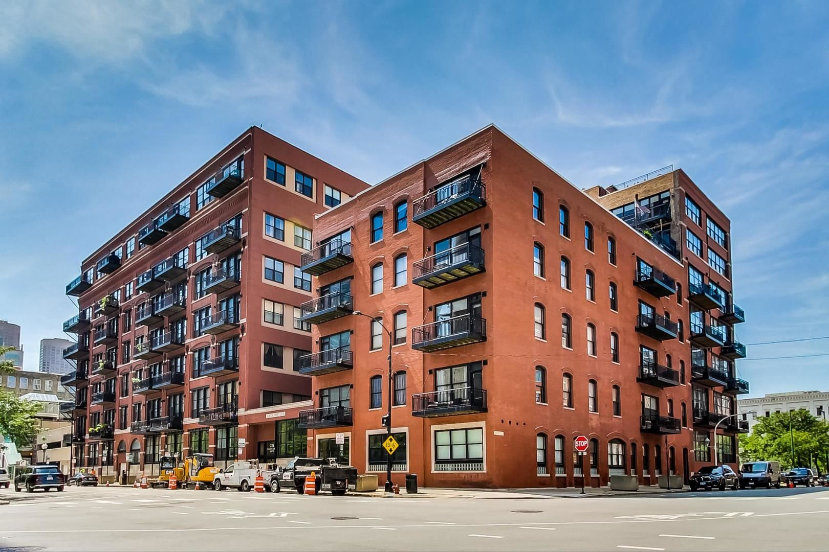 226 N Clinton Street #206, Chicago, IL 60661 - #: 11212445