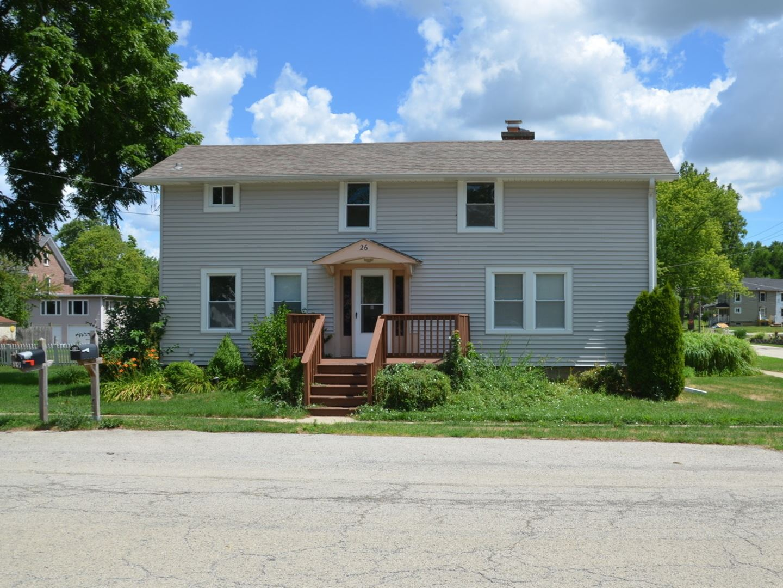 26 E Benton Street E, Oswego, IL 60543 - #: 10723448