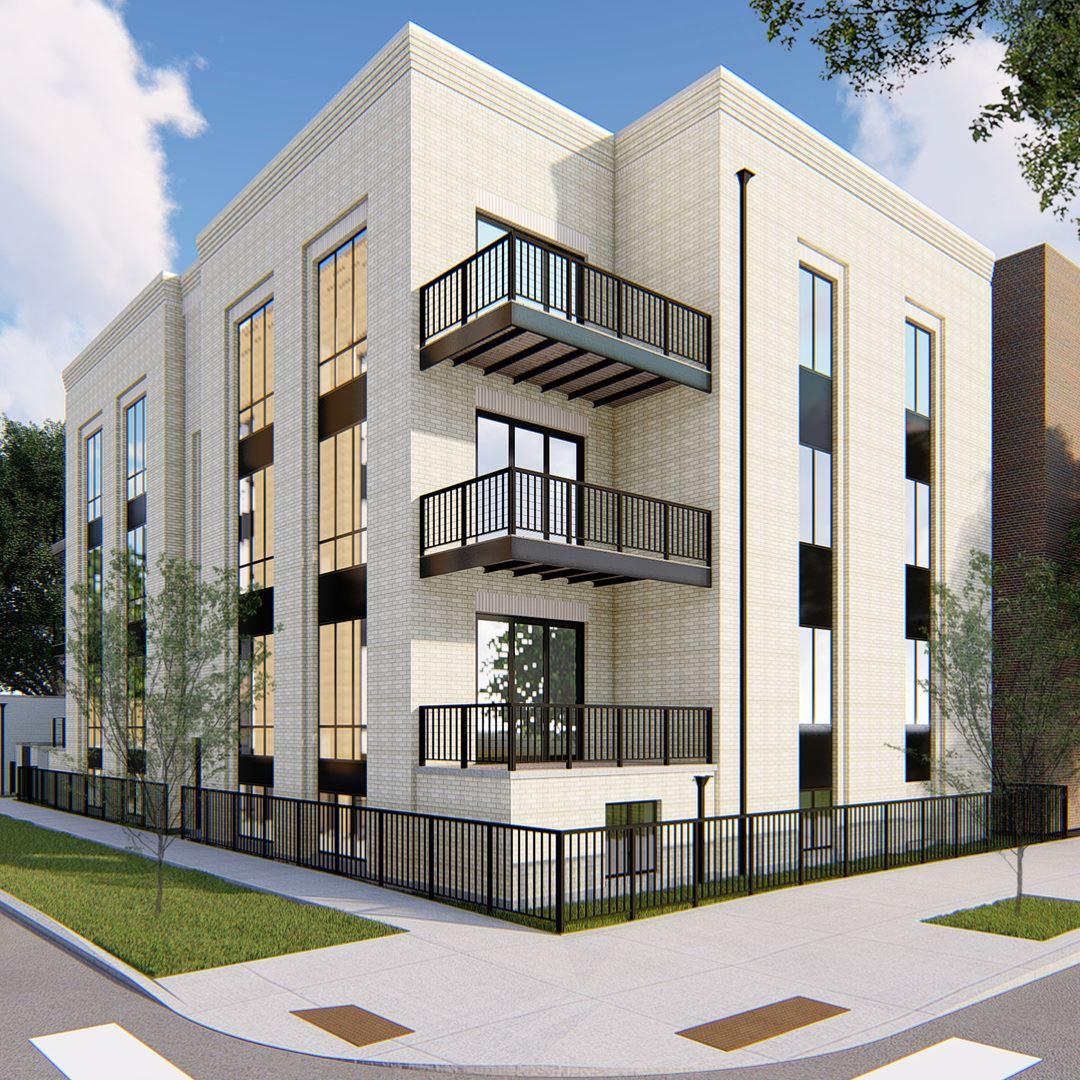 1205 N Spaulding Avenue #2S, Chicago, IL 60651 - #: 11215448