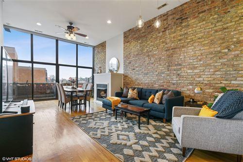 Tiny photo for 1552 W FULLERTON Avenue #3, Chicago, IL 60614 (MLS # 10969449)