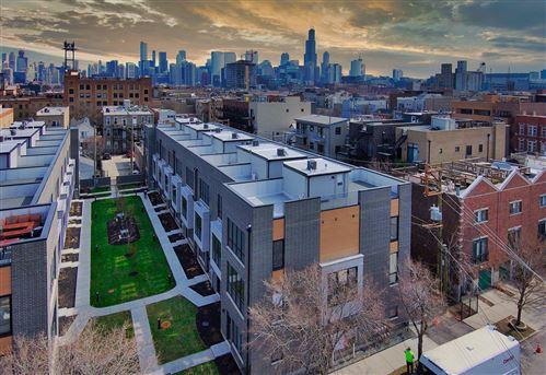 Photo of 525 N BISHOP Street #12, Chicago, IL 60642 (MLS # 11168449)