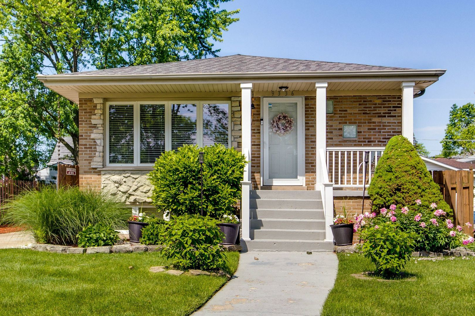 9336 S 80th Court, Hickory Hills, IL 60457 - #: 11129449