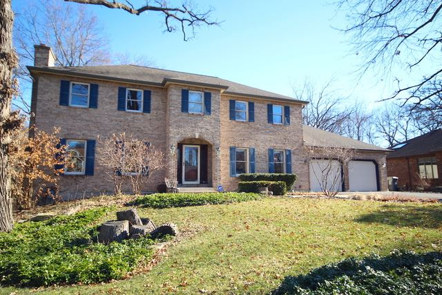 623 Wood Ridge Court, Elgin, IL 60123 - #: 10667453