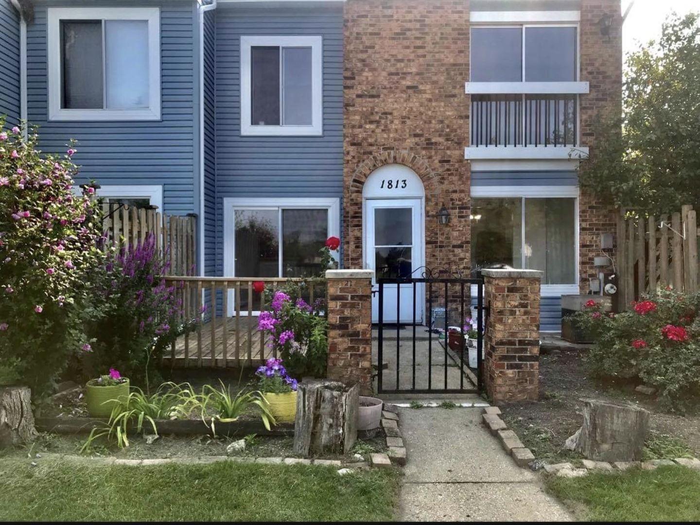 1813 Raleigh Lane, Hoffman Estates, IL 60169 - #: 11161453