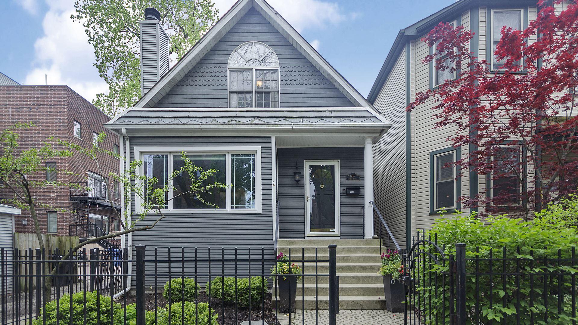 1457 W BYRON Street, Chicago, IL 60613 - #: 10722454