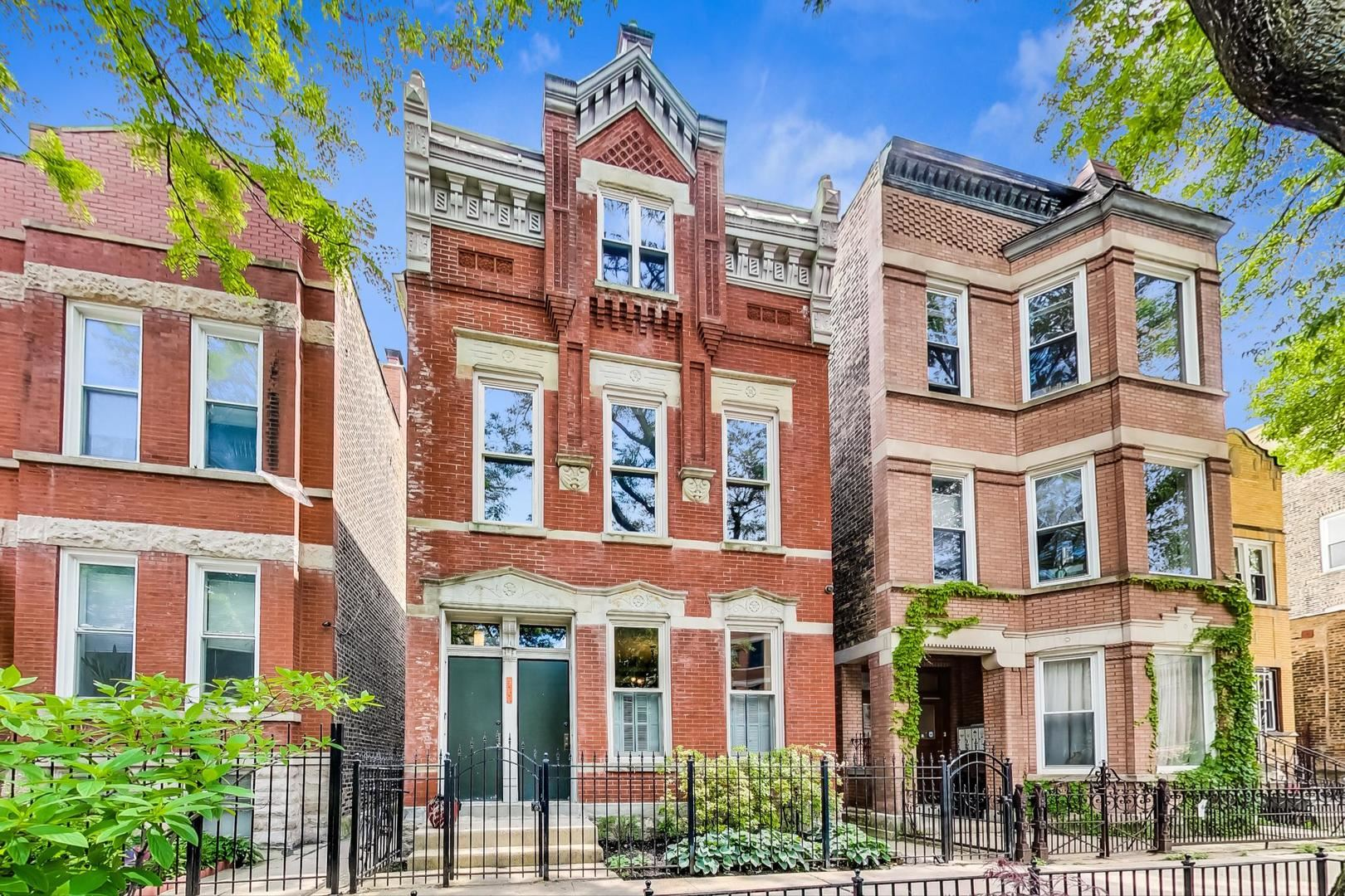 911 N Winchester Avenue, Chicago, IL 60622 - #: 10740454