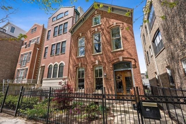 1348 N Wolcott Avenue, Chicago, IL 60622 - #: 10804455
