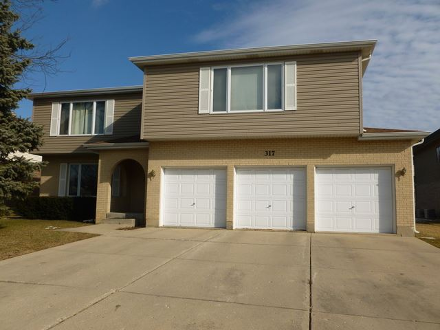 317 Dee Court #C, Bloomingdale, IL 60108 - #: 10645456