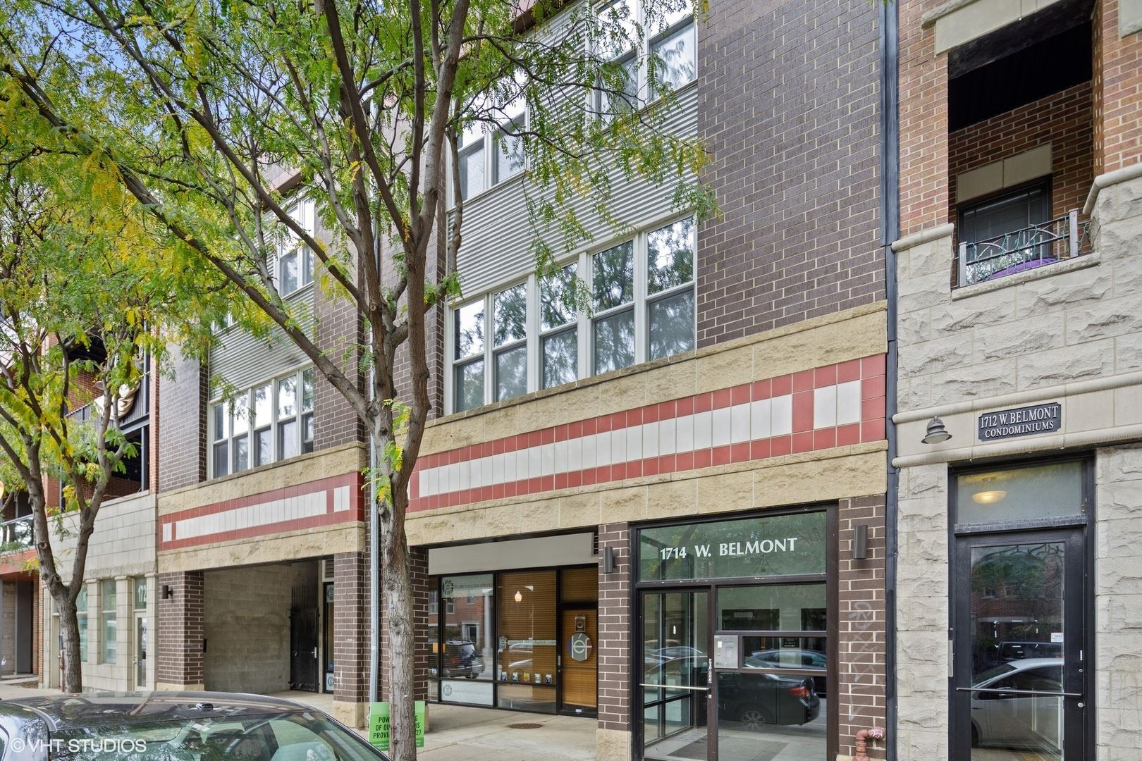 1714 W Belmont Avenue #F, Chicago, IL 60657 - #: 11252456