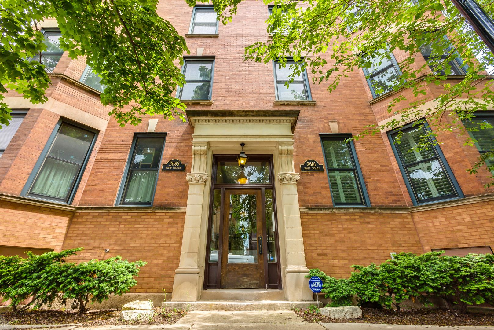 2681 N Orchard Street #2S, Chicago, IL 60614 - #: 10769458