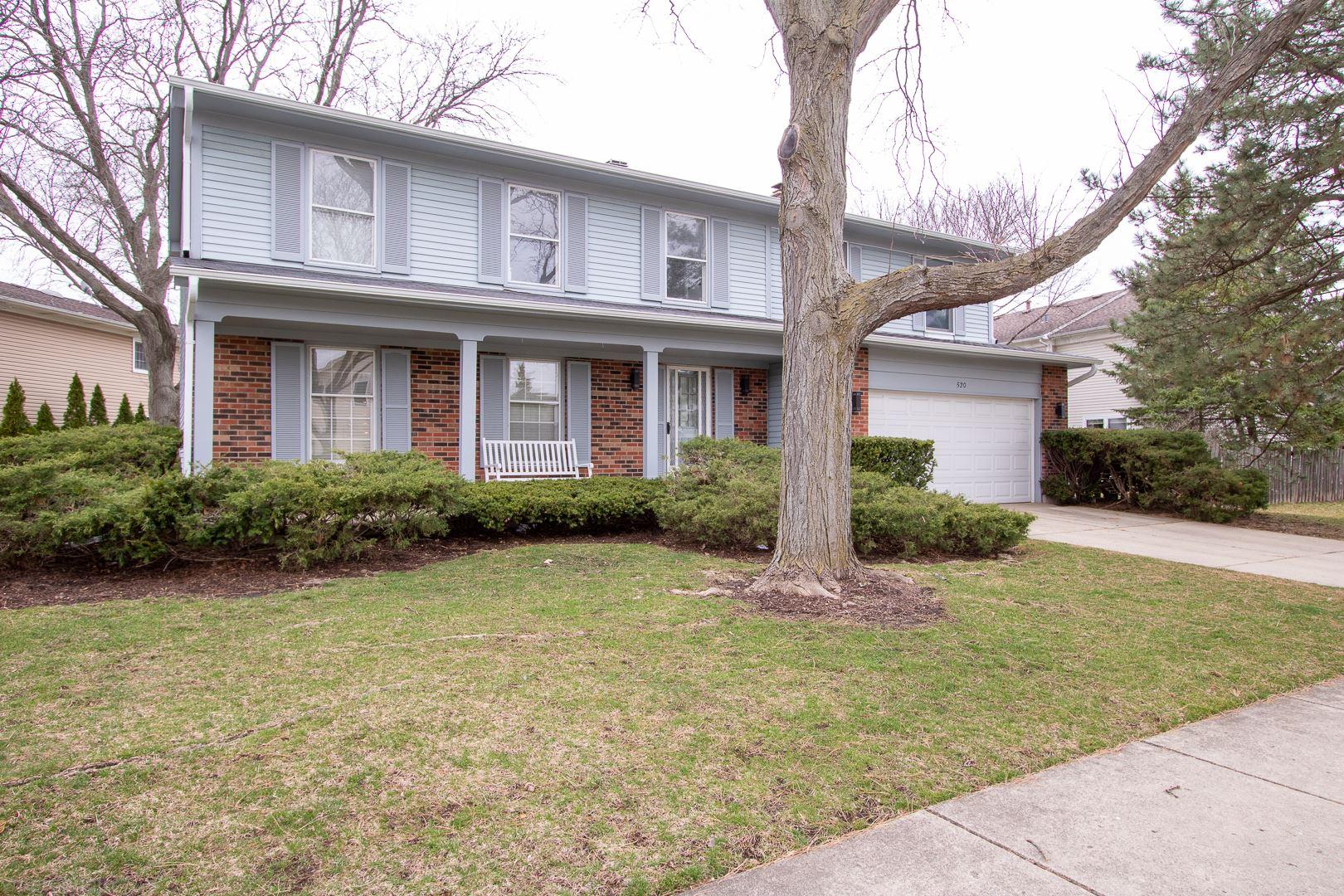 520 Highland Grove Drive, Buffalo Grove, IL 60089 - #: 11026458