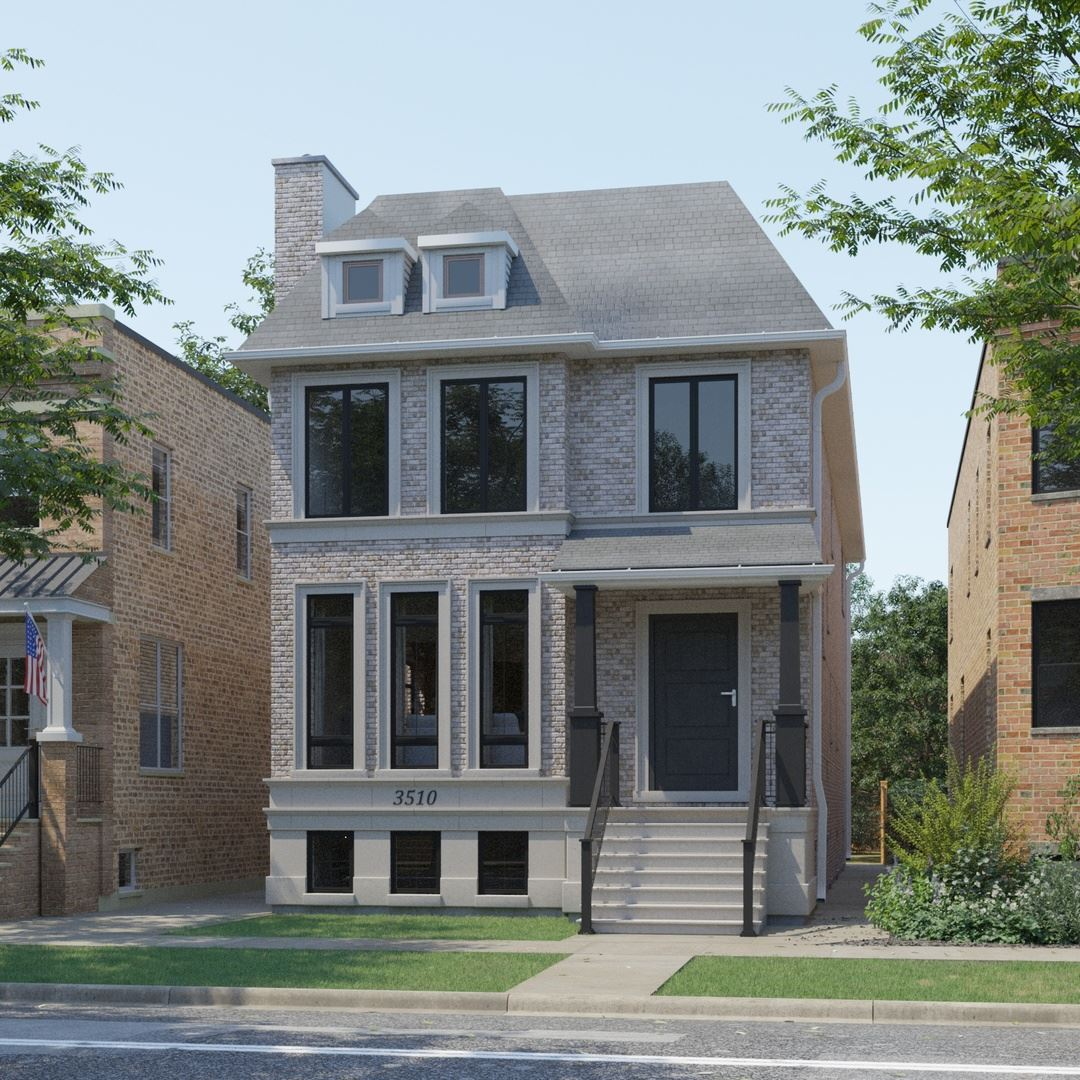 3510 N Bell Avenue, Chicago, IL 60618 - #: 10657459