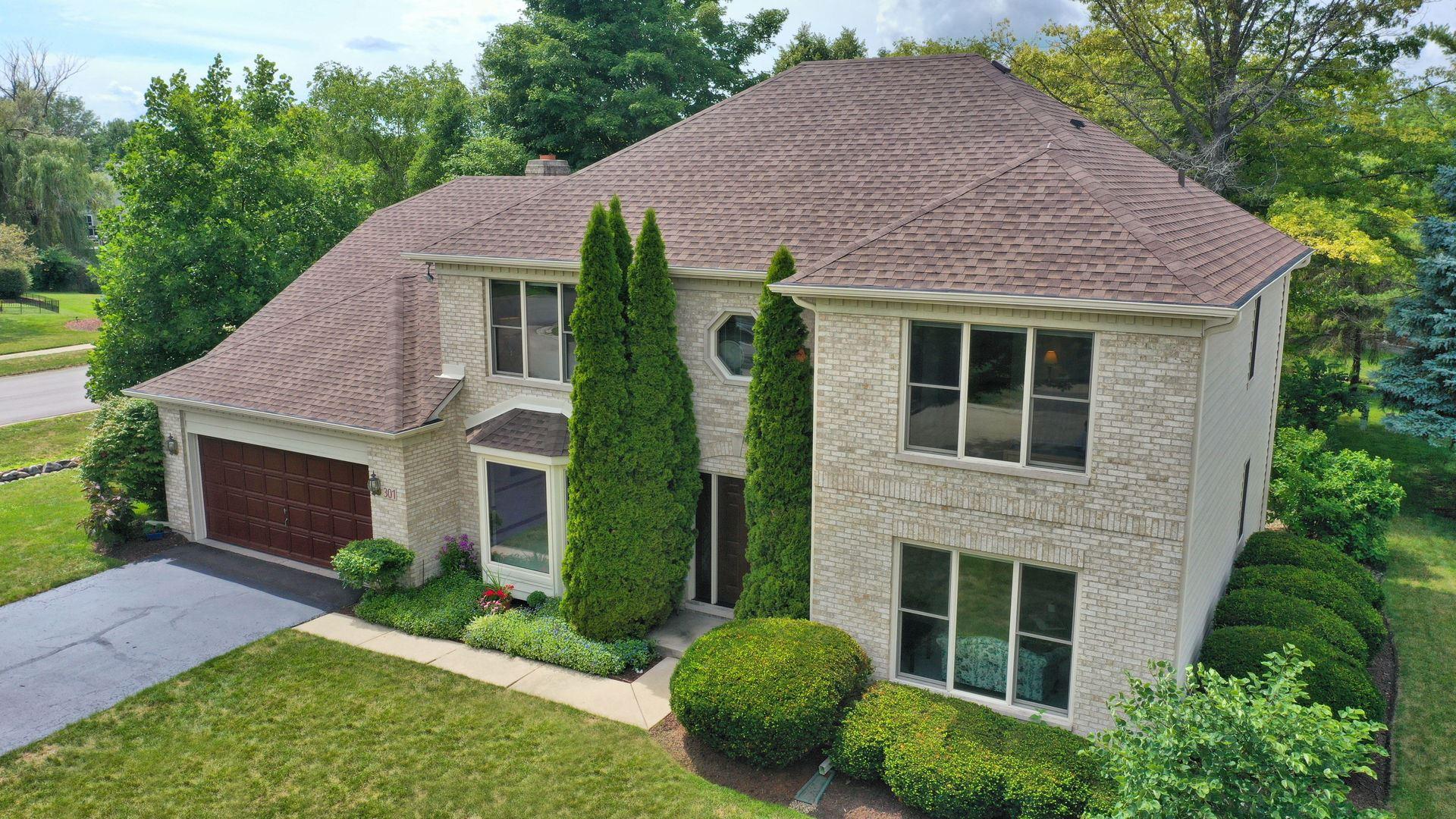 301 Stoneleigh Lane, Oswego, IL 60543 - #: 10792460