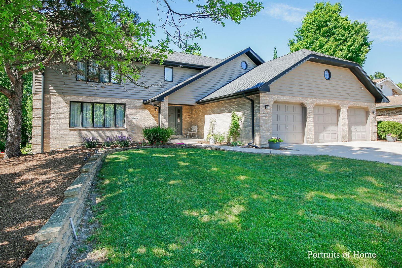 13404 W OAKWOOD Court, Homer Glen, IL 60491 - #: 10805460