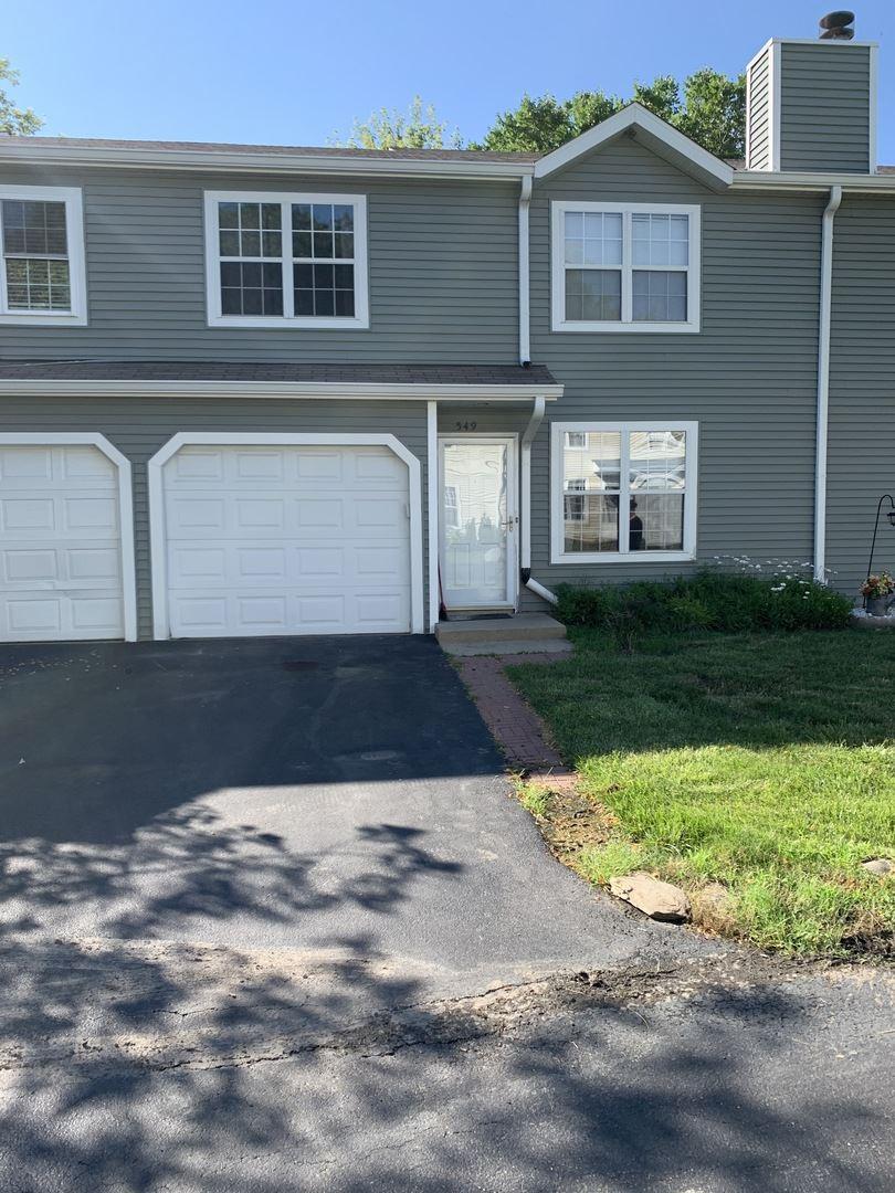 549 Meadow Hill Lane, Round Lake Beach, IL 60073 - #: 10786461